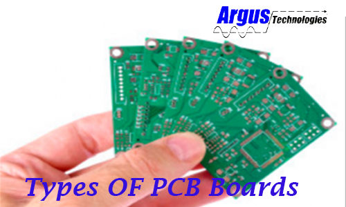 Types of printed circuit boards