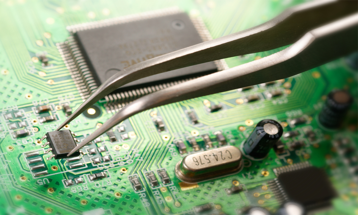 Pcb Failure Analysis And Testing In India Electronic Circuit Board Contract Assembly